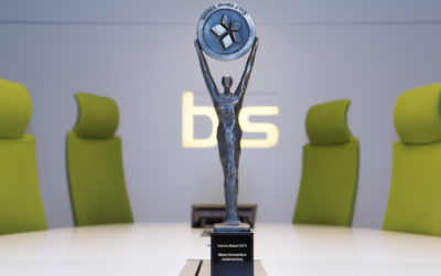 BIS BV Proclaimed Most Innovative Company 2015
